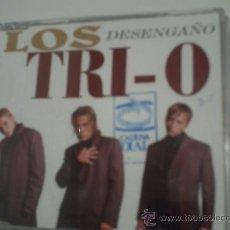 CDs de Música: LOS TRIO - DESENGAÑO CDSINGLE PROMO 1999 PEPETO. Lote 31534816