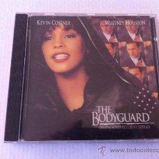 CDs de Música: CD BANDA SONORA GUARDA ESPALDAS. Lote 31537241
