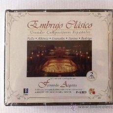 CDs de Música: DOBLE CD MUSICA CLASICA. Lote 31537605