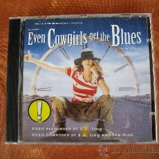 CDs de Música: EVEN COWGIRLS GET THE BLUES - KD LANG - CD. Lote 31557671