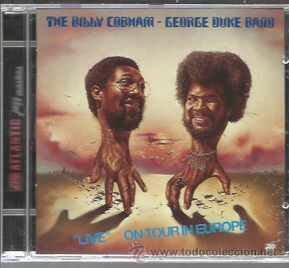 Billy Cobham George Duke Band Live On Tour Comprar Cds De