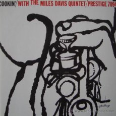 CDs de Música: MILES DAVIS - COOKIN' (1957) - CD JAZZ. Lote 31639475