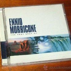 CDs de Música: CD 'THE VERY BEST OF ENNIO MORRICONE'. Lote 31641824