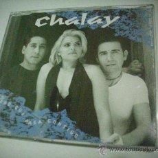 CDs de Música: CHALAY-PERO QUE PASA CONTIGO CDSINGLE EDITADO POR HORUS EN 2000 PEPETO RECORDS. Lote 31670725