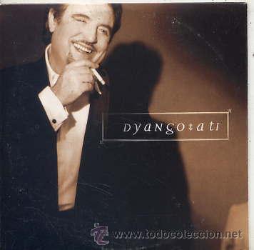DYANGO / A TI ( CD SINGLE CARTON 2003) (Música - CD's Melódica )