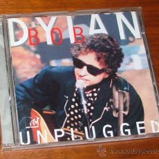 CDs de Música: CD 'BOB DYLAN MTV UNPLUGGED' (BOB DYLAN). Lote 31862844