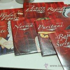CDs de Música: LOTE DE 7 CDS.PERFECTOS.VEA TITULOS.. Lote 31721550