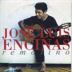 CDs de Música: JOSÉ LUIS ENCINAS / REMOLINO (2 VERSIONES) CD SINGLE CARTON 2000. Lote 31751963