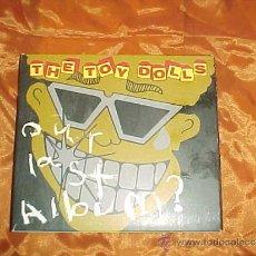 CDs de Música: THE TOY DOLLS. OUR LAST ALBUM. CD SECRET RECORDS U.K. 2005.. Lote 31760283