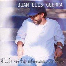 CDs de Música: JUAN LUIS GUERRA 4 40 / PALOMITA BLANCA (CD SINGLE CARTON 1998). Lote 31771443