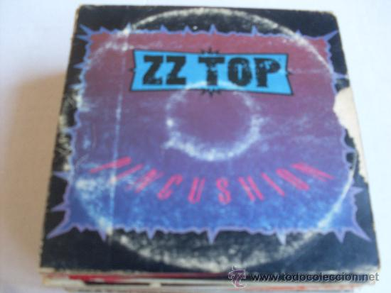 ZZ TOP-PINCUSHION (2 TRACKS) (Música - CD's Rock)