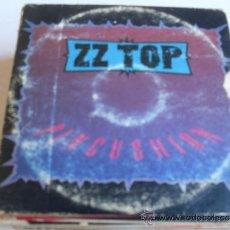 CDs de Música: ZZ TOP-PINCUSHION (2 TRACKS). Lote 31774477