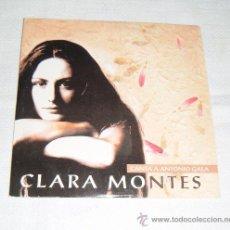 CDs de Música: CD CLARA MONTES CANTA A ANTONIO GALA. Lote 31832504