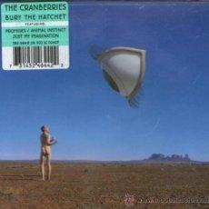 CDs de Música: THE CRANBERRIES - BURY THE HATCHET - CD ALBUM - 14 TRACKS - AÑO 1999. Lote 31833118