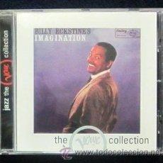 CDs de Música: BILLY ECKSTINE - IMAGINATION - JAZZ - THE VERVE COLLECTION . Lote 31838927
