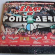 CDs de Música: LIVE AT PONT AERI ( CD SINGLE ). Lote 35558200