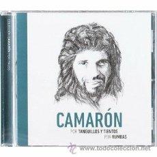 CDs de Música: CAMARÓN * CD * POR TANGUILLOS Y TIENTOS POR RUMBAS * NUEVO!!. Lote 31865182