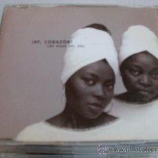 CDs de Música: LAS HIJAS DEL SOL - AY CORAZON ( CD SINGLE ). Lote 31867517