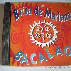 CDs de Música: BRISA DE MARISMA/ BACALAO CD SINGLE 2 VERIONES (DISCO RUMBA Y CON TOMATE) PEPETO. Lote 31881696