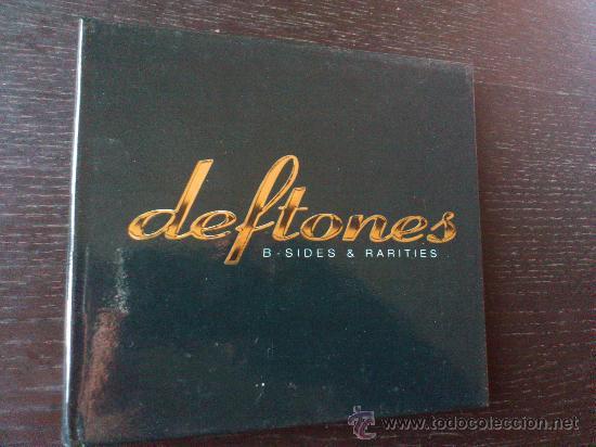 DEFTONES - B- SIDES AND RARITIES - CD + DVD - EDICION ESPECIAL - MAVERICK - WARNER - 2005 (Música - CD's Heavy Metal)