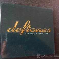 CDs de Música: DEFTONES - B- SIDES AND RARITIES - CD + DVD - EDICION ESPECIAL - MAVERICK - WARNER - 2005. Lote 32408549
