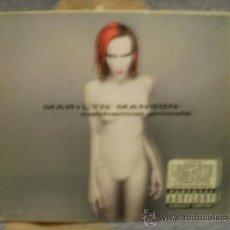 CDs de Música: MARILYN MANSON MECHANICAL ANIMALS. Lote 31908584