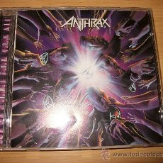 CDs de Música: CD ANTHRAX - WE'VE COME FOR YOU ALL - SANCTUARY 2003 - THRASH METAL. Lote 31913331