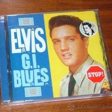 CDs de Música: CD 'G.I. BLUES' (ELVIS PRESLEY). Lote 31938005