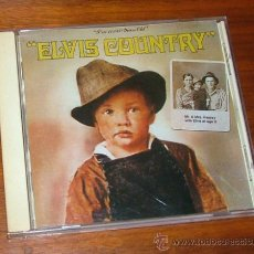 CDs de Música: CD 'ELVIS COUNTRY' (ELVIS PRESLEY). Lote 31938131