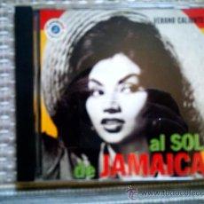 CDs de Música: CD AL SOL DE JAMAICA (COL VERANO CALIENTE CAMBIO 16 Nº 11). Lote 31926411