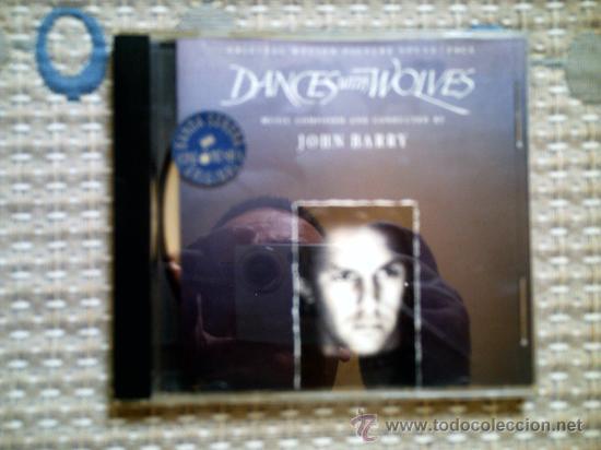 CD BSO BAILANDO CON LOBOS (Música - CD's Bandas Sonoras)
