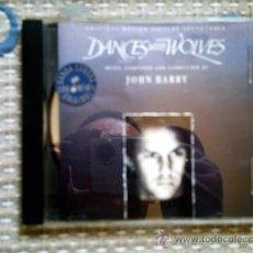 CDs de Música: CD BSO BAILANDO CON LOBOS. Lote 31926489