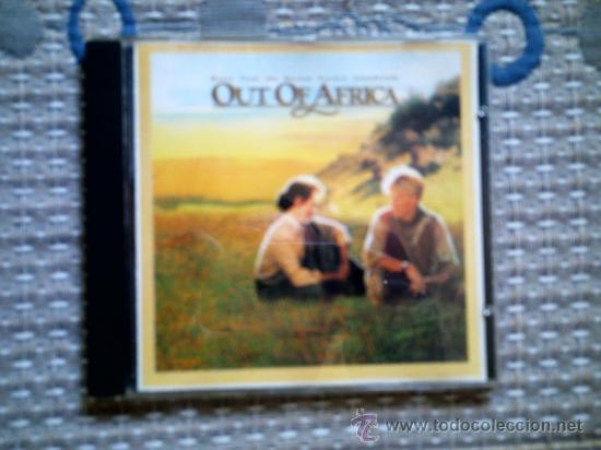 CD BSO MEMORIAS DE AFRICA (Música - CD's Bandas Sonoras)