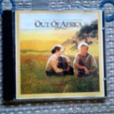 CDs de Música: CD BSO MEMORIAS DE AFRICA. Lote 31926529