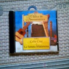 CDs de Música: CD CELIA CRUZ Y LA SONORA MATANCERA. Lote 218371175