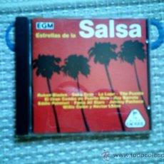 CDs de Música: CD ESTRELLAS DE LA SALSA. Lote 31926916