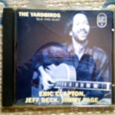CDs de Música: CD THE YARDBIRDS. BLUE EYED BLUES (CON ERIC CLAPTON, JEFF BECK, JIMMY PAGE...). Lote 31927154