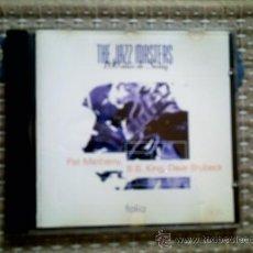 CDs de Música: CD THE JAZZ MASTERS 100 AÑOS DE SWING. PAT METHENY, B.B. KING, DAVE BRUBECK. Lote 31927223