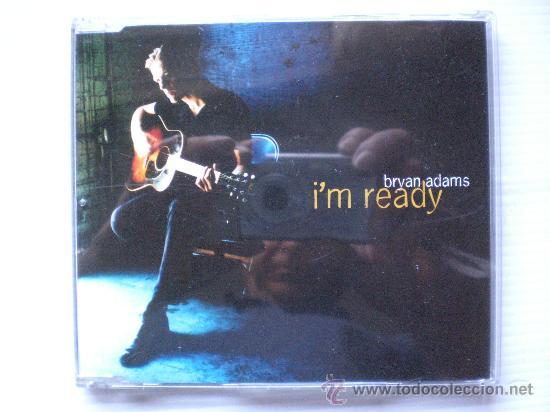 BRYAN ADAMS. IAM READY. SINGLE CD. PROMOCIONA. NUEVO (Música - CD's Rock)