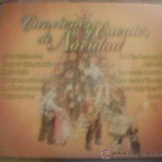 CDs de Música: CANCIONES Y CUENTOS DE NAVIDAD 2 CDS RECOPILATORIO. Lote 31934142