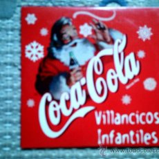 CDs de Música: CD VILLANCICOS INFANTILES (COCA COLA). Lote 102795764