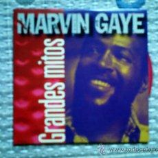 CDs de Música: CD MARVIN GAYE. GRANDES MITOS. Lote 31941015