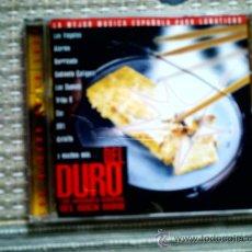 CDs de Música: CD DEL DURO. LOS GRANDES GRUPOS DEL ROCK DURO. Lote 31941319