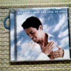 CDs de Música: CD ALEJANDRO SANZ. EL ALMA AL AIRE. Lote 31951846