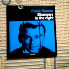 CDs de Música: CD FRANK SINATRA. STRANGERS IN THE NIGHT (LIBRO + DISCO EL PAIS). Lote 31952246
