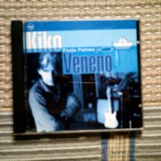 CDs de Música: CD KIKO VENENO. PUNTA PALOMA. Lote 31952608