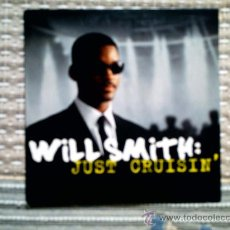 CDs de Música: CD WILL SMITH. JUST CRUISIN´ (SINGLE CON DOS VERSIONES DEL TEMA). Lote 31953022