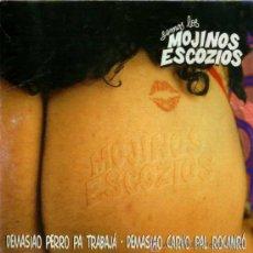 CDs de Música: MOJINOS ESCOZIOS - DEMASIAO PERRO PA TRABAJAR, DEMASIAO CARVO PAL ROCANRO CD. Lote 31956487