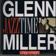 CDs de Música: GLENN MILLER - COLECCIÓN JAZZ TIME - ORBIS . FABBRI - 1993 - VER FOTO ADICIONAL. Lote 31985424