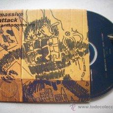 CDs de Música: MASSIVE ATTACK - CD MAXI - KARMACOMA EP /PEPETO RECORDS. Lote 32052876